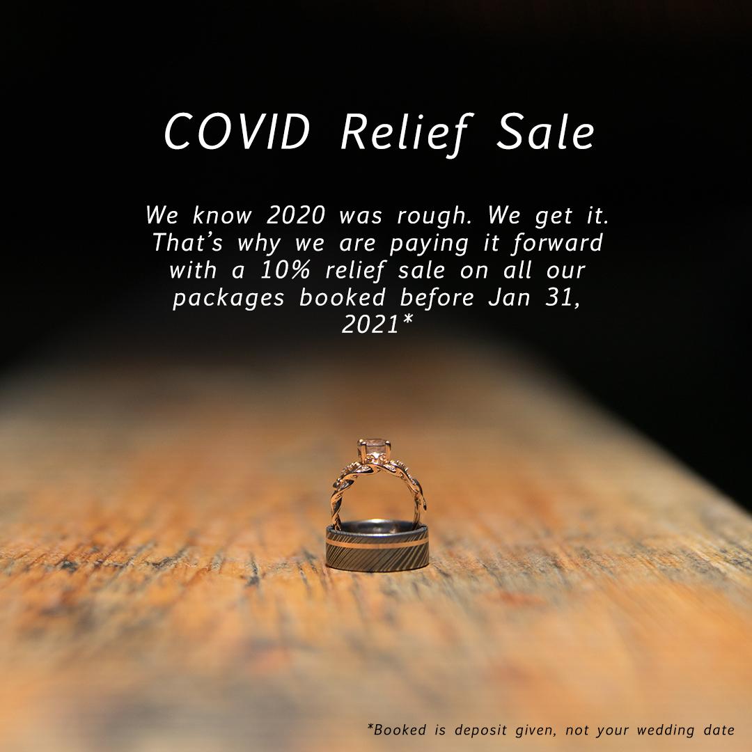 COVID - 19 Relief sale